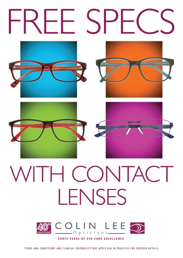 39947cd6960 Free specs with contact lenses