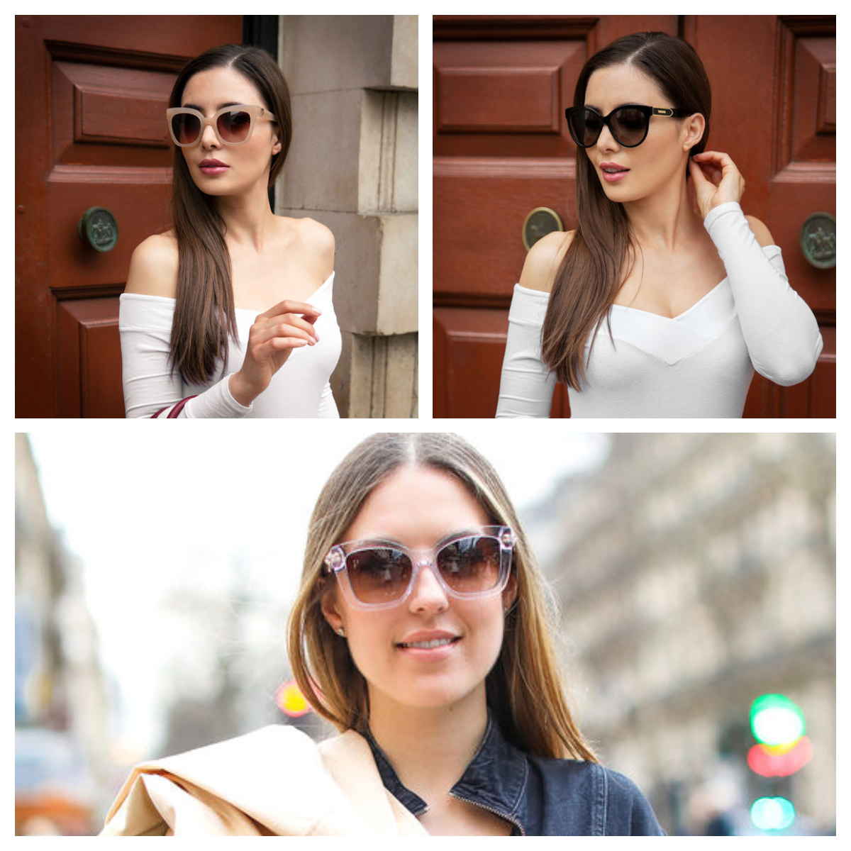 Aspinal of London Sunglasses new for this year, as endorsed by brand ambassador Kate Middleton DoC